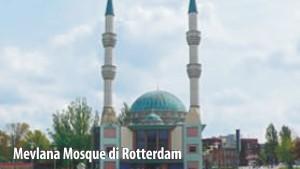 Mevlana Mosque di Rotterdam