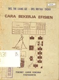 salah satu buku yang sangat berpengaruh dalam cara saya bekerja