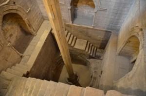 Nilometer yang dibangun al-Farghani