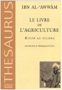 Kitab Al-Filaha dalam bahasa Perancis.