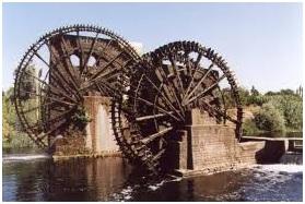 Kincir air al-Jazari, teknologi tepat guna pada masanya